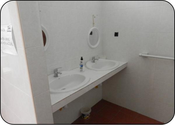 instalaciones -wc-cortijo aguas blancas