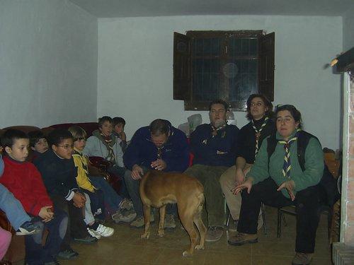 Campamento de Navidad - Sierra de Alfacar - 17 y 18 de diciembre de 2005 - Foto 35